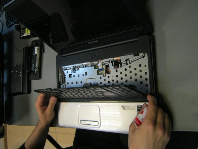 клавиатура  HP Compaq CQ60