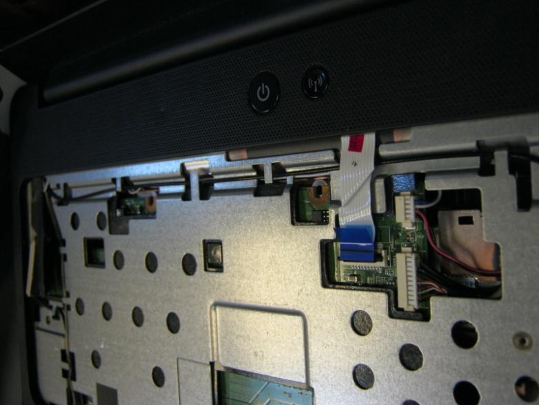 шлейфы HP Compaq CQ60