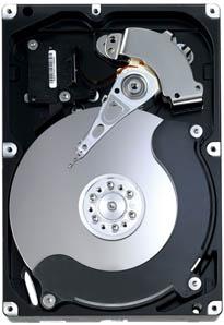 Механика жесткого диска