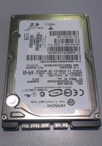 """HDD SATA 2.5"""""""