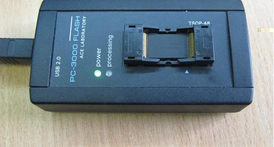 PC-3000 Flash SSD Edition