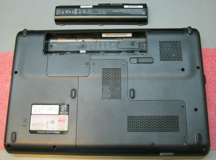Аккумулятор HP Compaq Presario CQ61