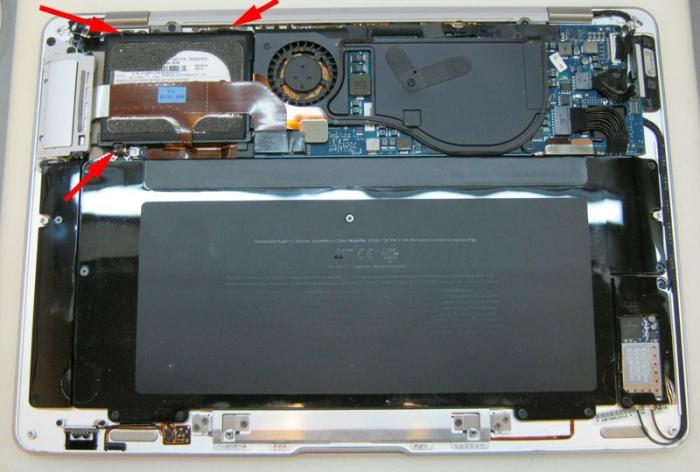 Винчестер на MacBook Air