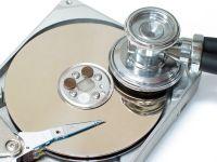 Восстановление данных с не поврежденного диска