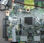 Установка батарейки CMOS ноутбука