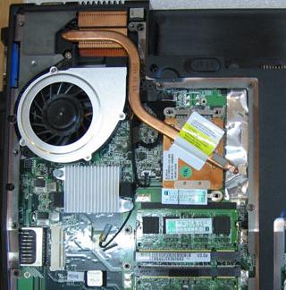 Самостоятельный ремонт ноутбука - замена батарейки CMOS