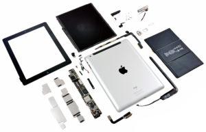 Ремонт планшетов Apple iPad МСК