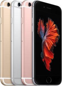 Ремонт телефонов Apple iPhone 6s МСК