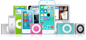 Ремонт MP3-плееров Apple iPod МСК