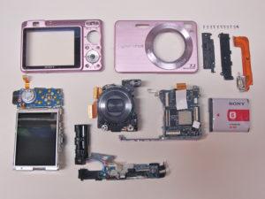 Ремонт видеокамер, фотоаппаратов, цифровых мыльниц, зеркалок - МСК