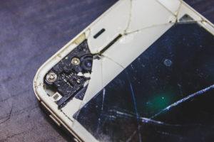 Ремонт iPhone 4 - замена разбитого корпуса и экрана - МСК