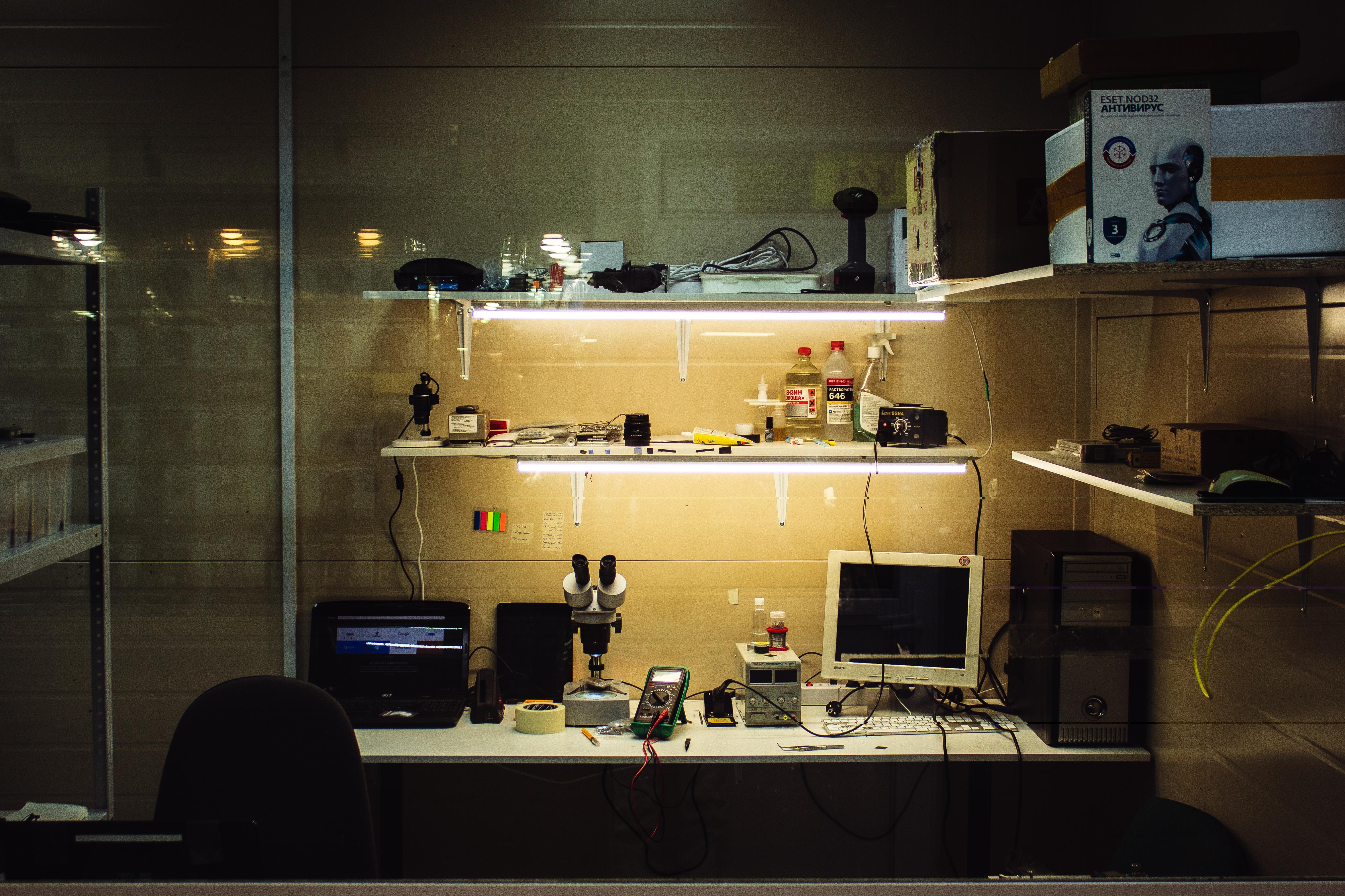 Сервисный центр по ремонту электроники в МСК и МО