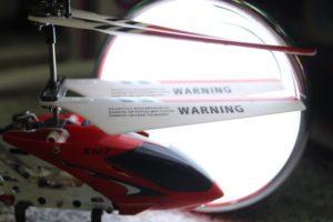 Ремонт радиоуправляемых вертолётов в МСК