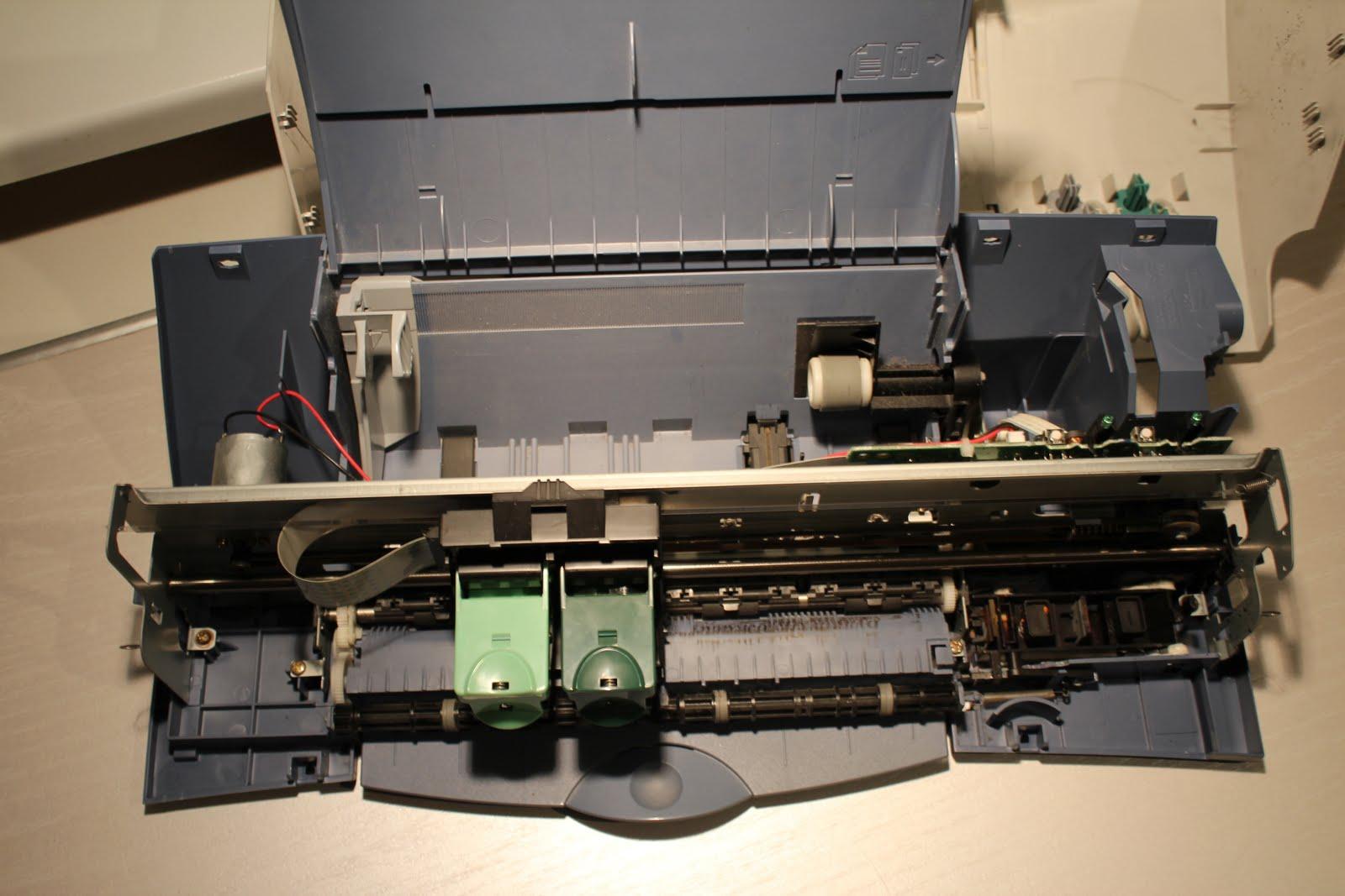Ремонт принтеров Lexmark в МСК на дому