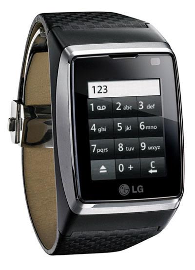 Watch-Phone: наручные телефоны