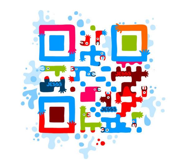 Что такое QR код?