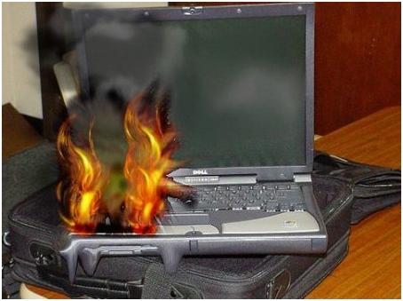 Что делать если сильно греется ноутбук?