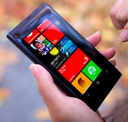 Новые Nokia на ОС Windows Phone