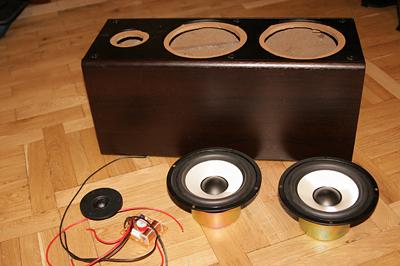 Ремонт аудио колонок в Москве с гарантией