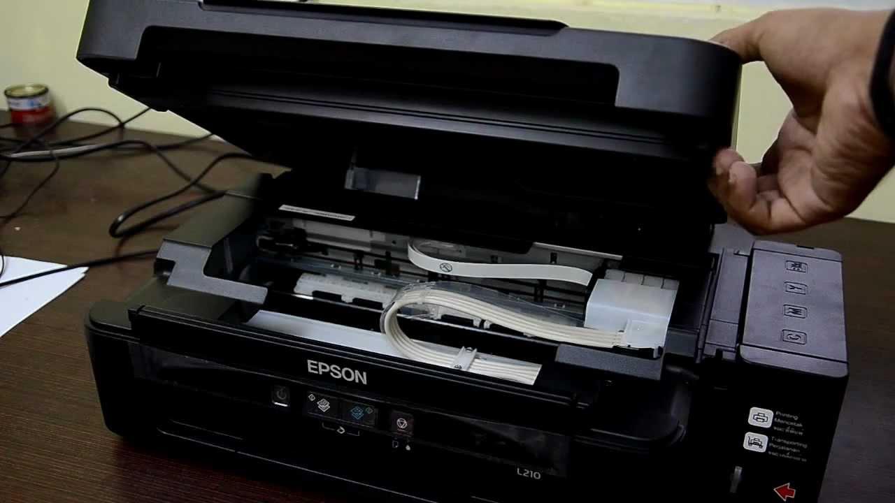 Ремонт принтеров Epson в МСК на дому