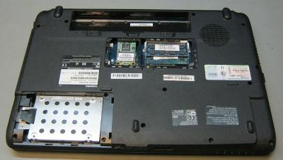Замена USB порта на ноутбуке Toshiba
