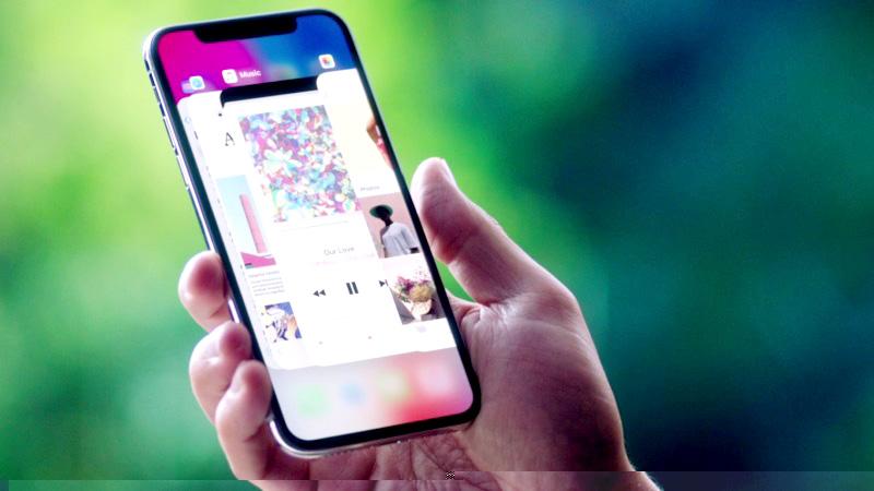 iPhone X покоряет вторичный рынок