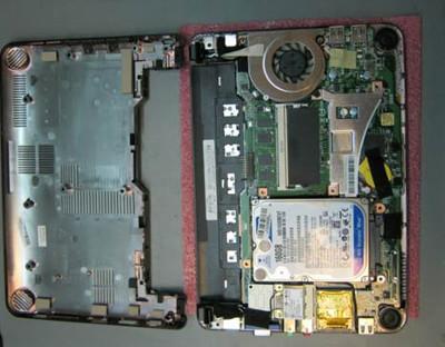 Замена жесткого диска на ноутбуке с восстановлением данных.