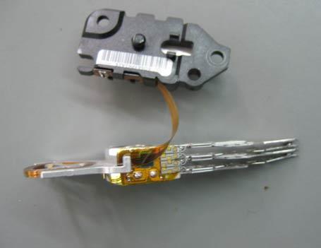 Восстановление данных с заменой блока магнитных головок (БМГ)
