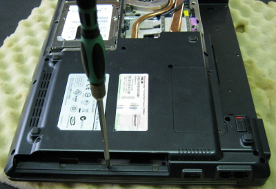 Ремонт  ноутбука ASUS W7S