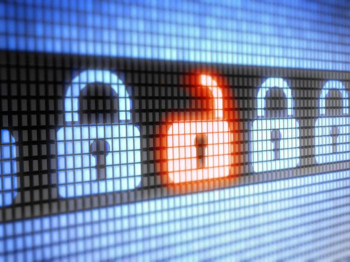 Самые уязвимые пароли