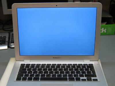 Замена винчестера в ноутбуке Apple MacBook Air