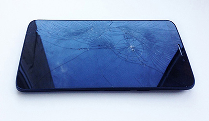 Замена экрана на телефоне