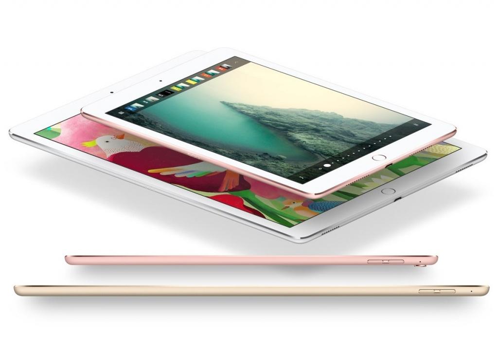"""Apple через неделю """"тихо"""" представит новые планшеты"""