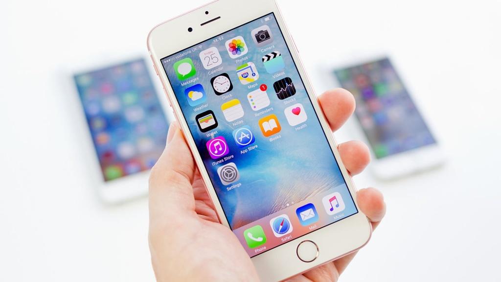 Компания Apple изменила условия сервиса iPhone при использовании неоригинальных запчастей