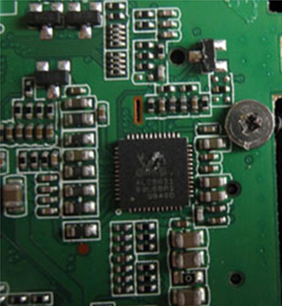 ремонт звуковой карты ноутбука